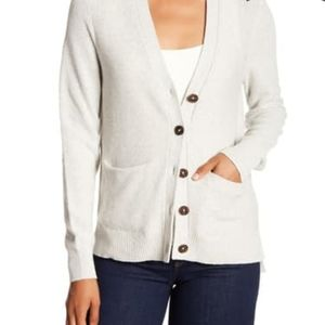 Madewell Textured Button Front Cardigan Size Xs